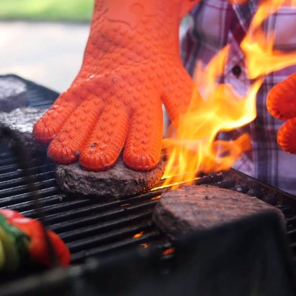 Heat Resistant Grill Glove