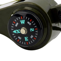 3 in 1 Survival Whistle Compass