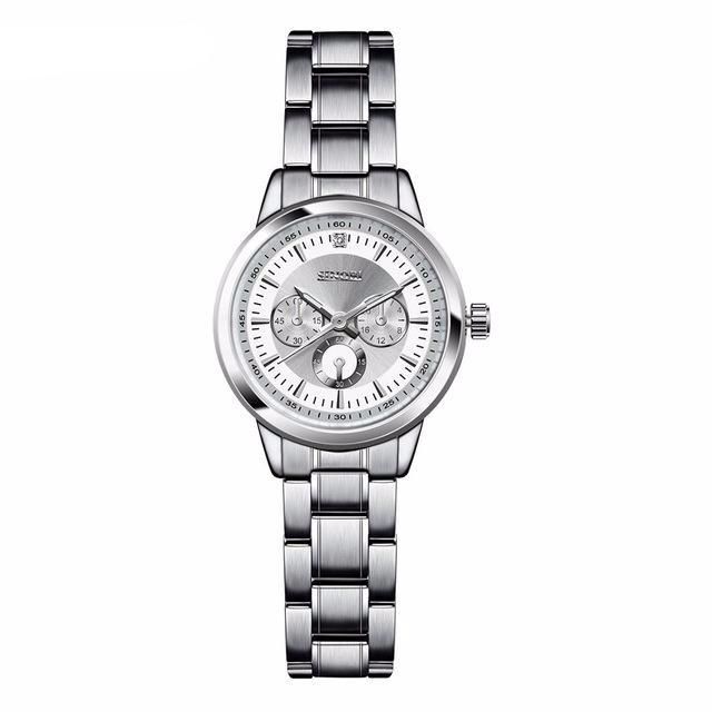 Women's Classic Stainless Steal Watch