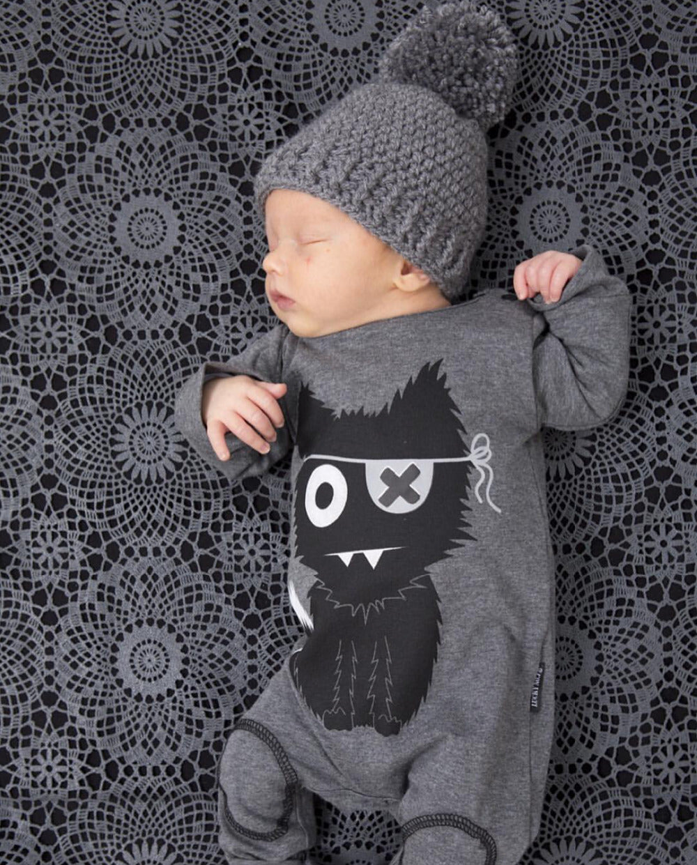 Monster Cat Onesie