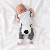 Adorable Animal Baby Pants