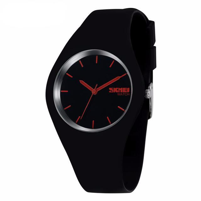 Casual Rubber Watch