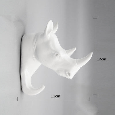 Animal Head Wall Hook