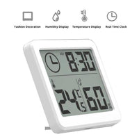 Mini Weather Station Clock