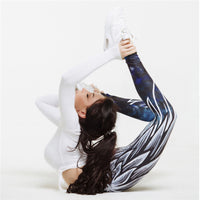 Angel Wings Fitness Legging