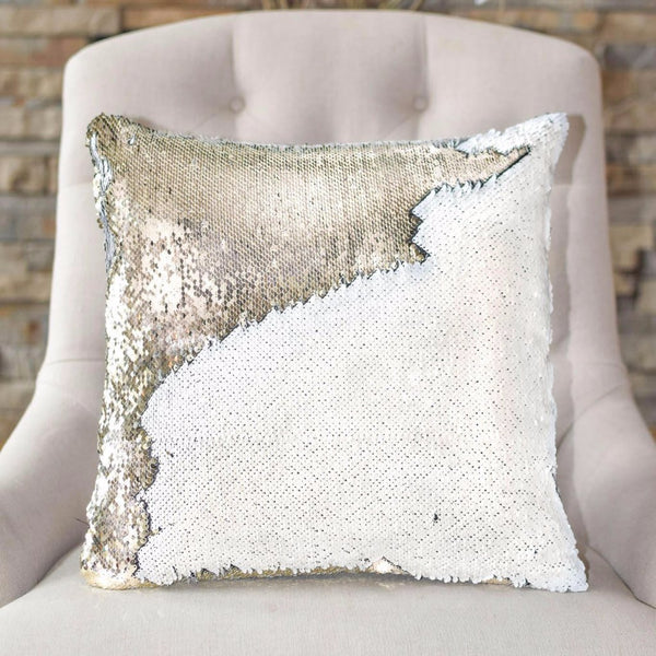 Magic Sequin Pillow Cover