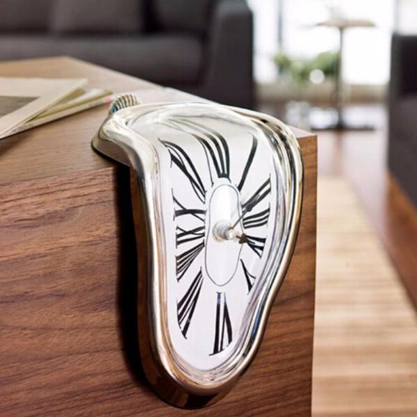 Unique Melting Clock