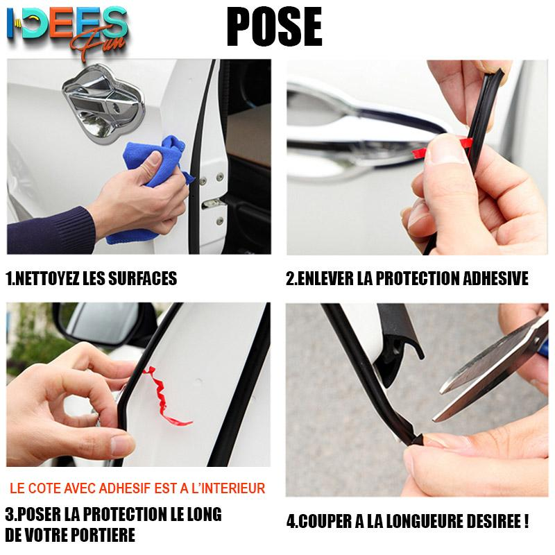 Ideesfun - Protection Universelle Portière Voiture