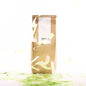 Green Eco Friendly Confetti | BioConfetti Australia
