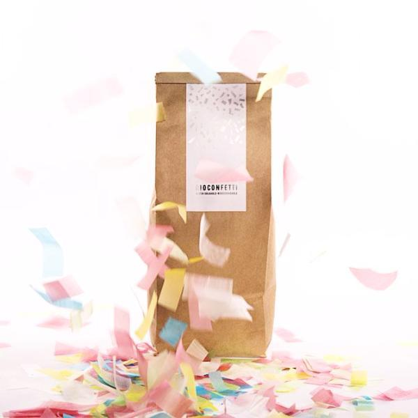 Multi Eco Friendly Confetti | BioConfetti Australia
