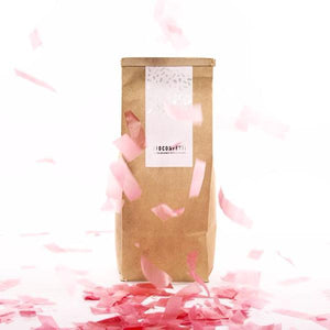 Pink Eco Friendly Confetti | BioConfetti Australia