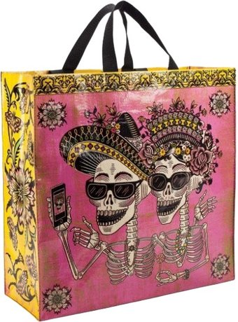 Day of The Dead Shopping Bag/Tote