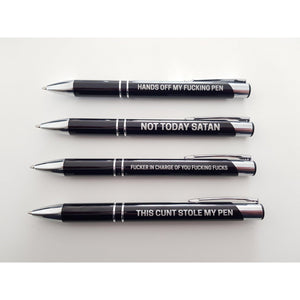 The Ultimate Sweary Pen Pack V2-Far Kew Emporium