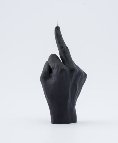 Image of Fuck You Middle Finger Candle