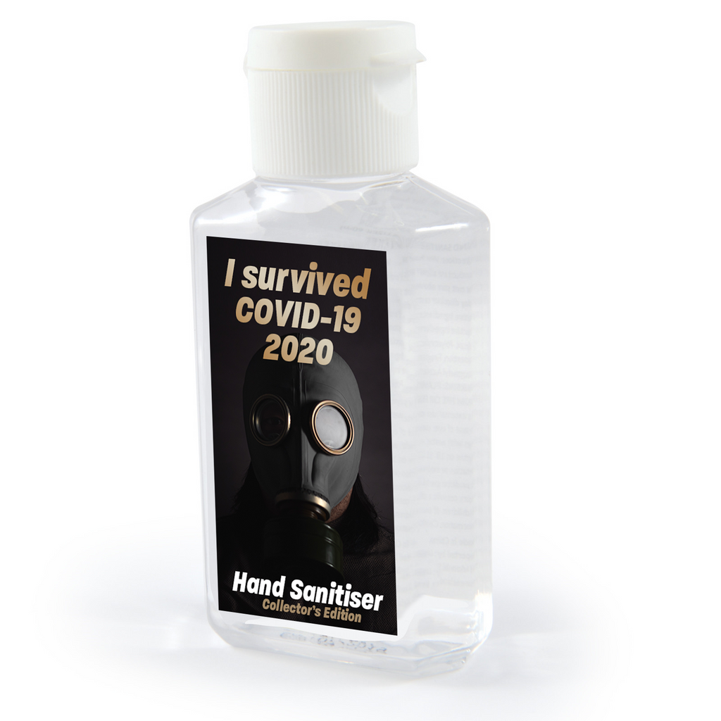 I Survived COVID-19 2020 Collector's Edition Hand Sanitiser FREE with any purchase