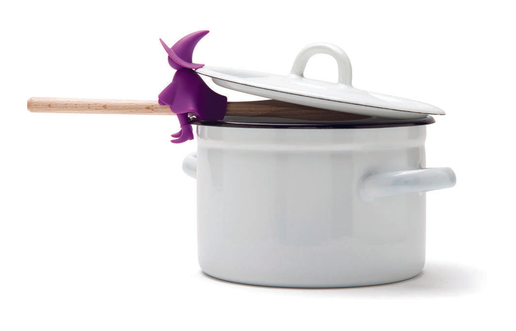 Agatha Spoon Holder and Steam Releaser