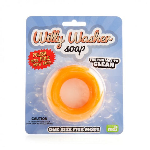 Willy Washer Novelty Funny Soap