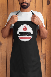 Customisable BBQ Apron