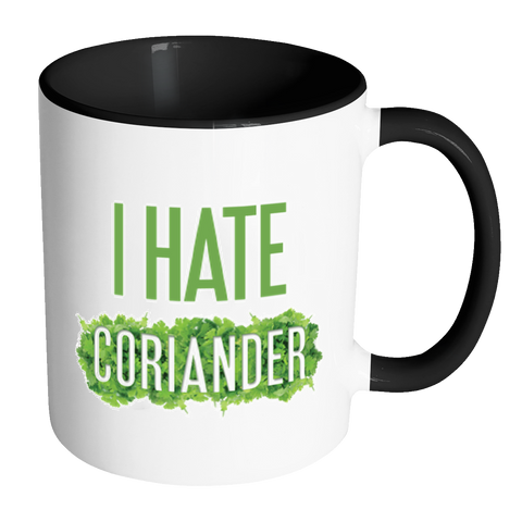 Image of I Hate Coriander Mug-Drinkware-Far Kew Emporium