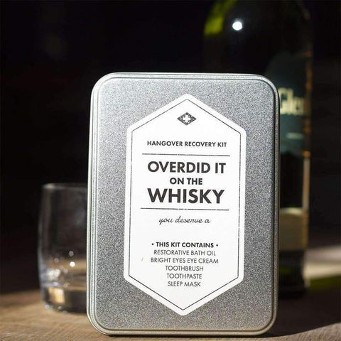 Image of Overdid It On The Whiskey Kit