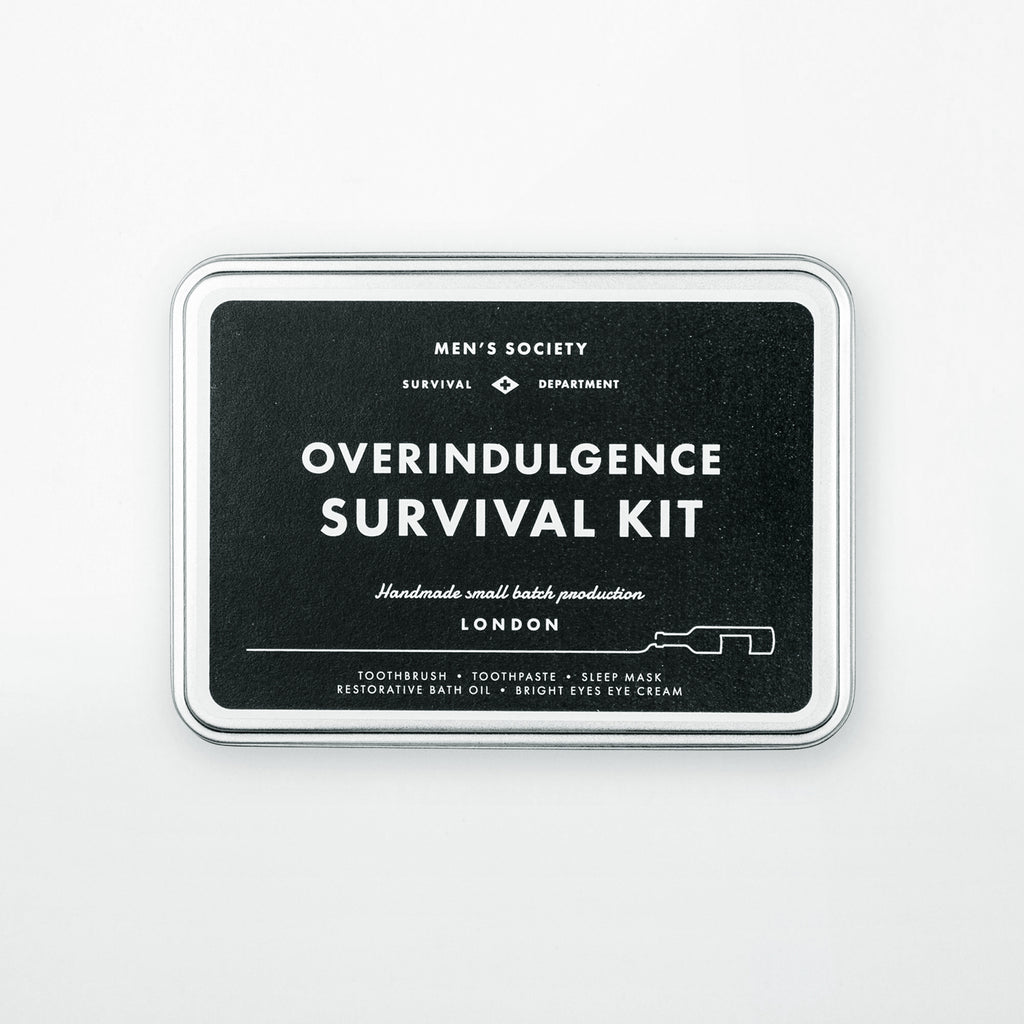 Overindulgence Survival Kit