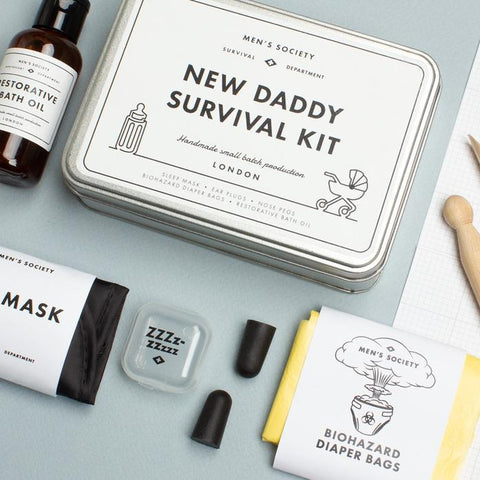 Image of New Daddy Survival Kit