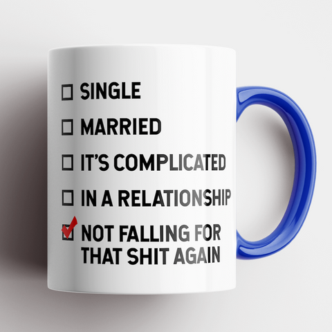 Image of Relationship Options Mug