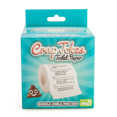 Image of Crap Jokes Toilet Paper