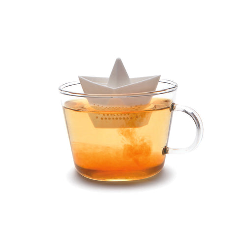 Image of Paper Boat Tea Infuser