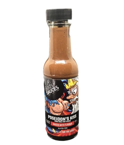 Poseidon's Kiss 150ml Hot Sauce