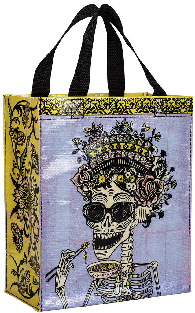 Day of The Dead Handy Tote Bag