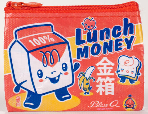 Image of Lunch Money Coin Purse