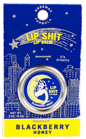 Lip Shit Lip Balm - Blackberry Honey