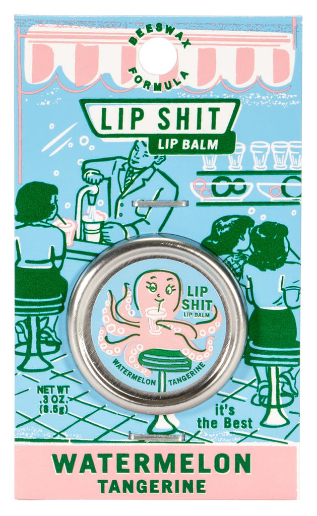 Lip Shit Lip Balm - Watermelon & Tangerine