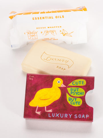 Cute But Psycho Soap
