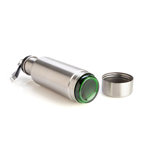 Image of Stubby beer cooler flask. Hide your beer! Summer funny gift