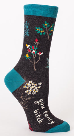 Image of You Fancy Bitch Crew Socks