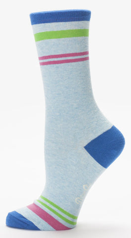 Image of Queen of Bitch Mountain Crew Socks