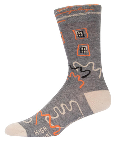 Image of Here Comes Cool Dad Men's Socks