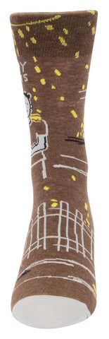 Image of A Boy And His Dog Men's Socks