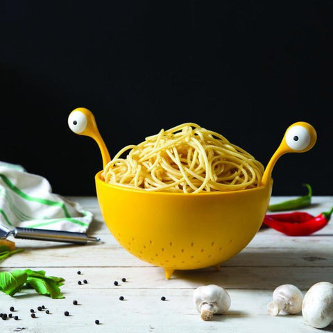 Image of Spaghetti Monster Pasta Colander