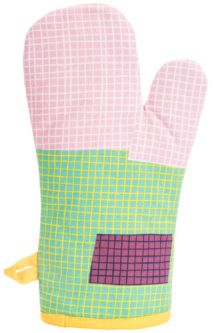 Image of Let's Eat Your Feelings Oven Mitt