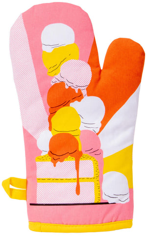 I'm Gonna A La Mode The Fuck Out Of This Oven Mitt