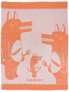 Hangry Dish Towel / Tea Towel