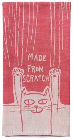 Image of Made From Scratch Tea Towel / Dish  Towel