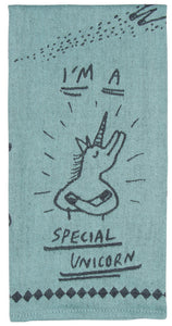 Special Unicorn Tea Towel / Dish Towel