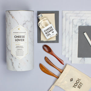 Cheese Lover Kit (accessory and tasting kit)