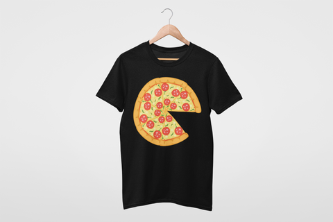 Image of YOU'RE A LITTLE PIZZA ME T-shirt & Onesie Combo