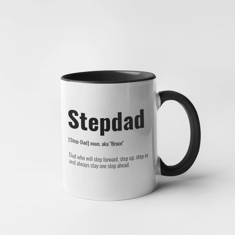 Image of Stepdad Mug - Personalise me!
