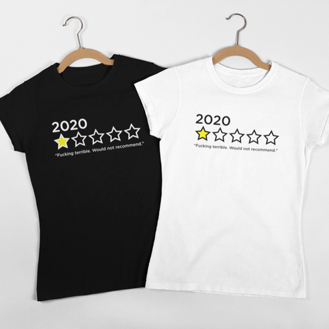 2020 Review Women's T-Shirt
